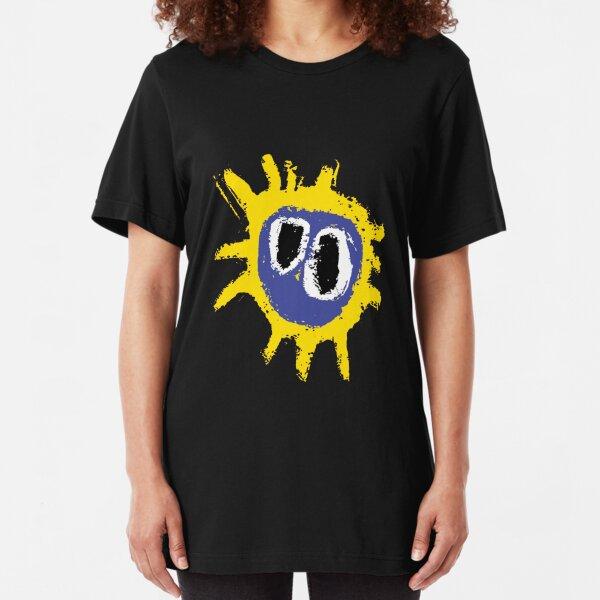 Swastika eyes Slim Fit T-Shirt