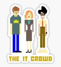 The IT Crowd Sticker