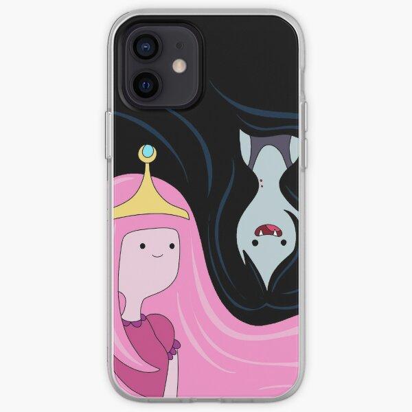 Princess Bubblegum and Marceline iPhone Soft Case