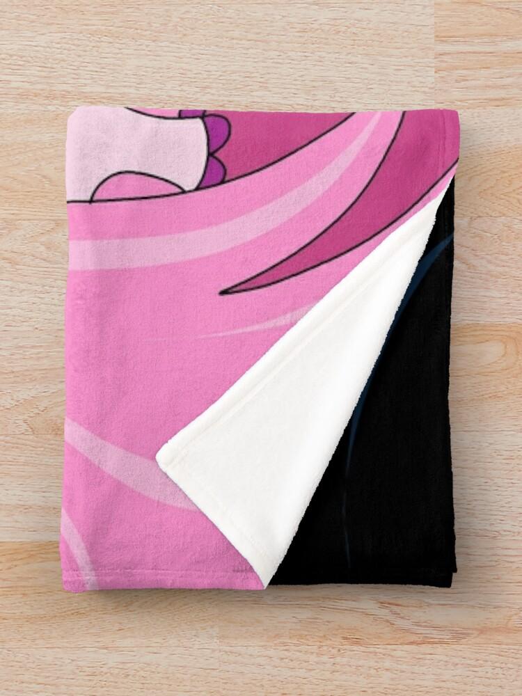 Alternate view of Princess Bubblegum and Marceline Throw Blanket