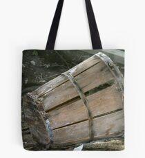 a old basket Tote Bag