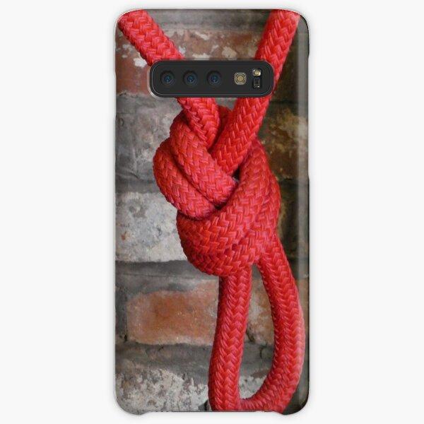 Knotty Knot  Samsung Galaxy Snap Case