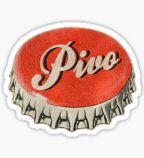Pivo Sticker