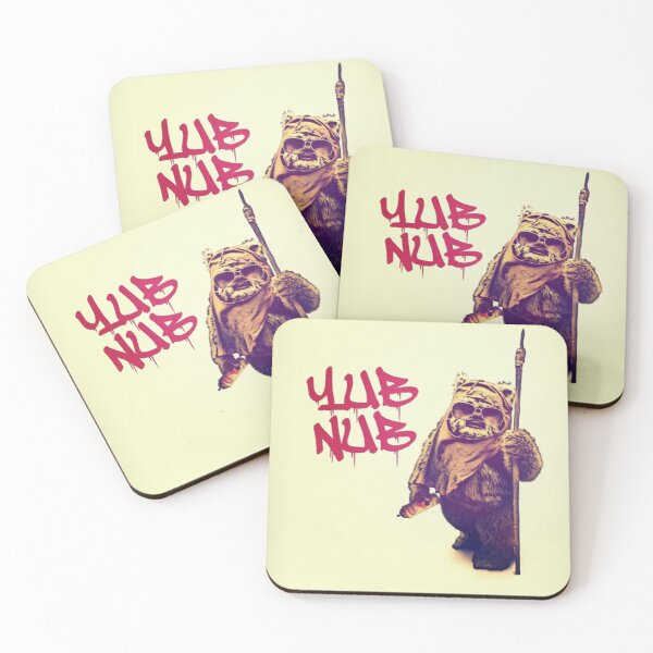 Yub Nub Coasters (Set of 4)