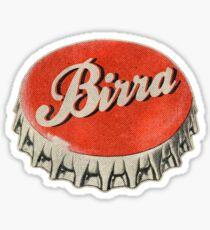 Birra Sticker
