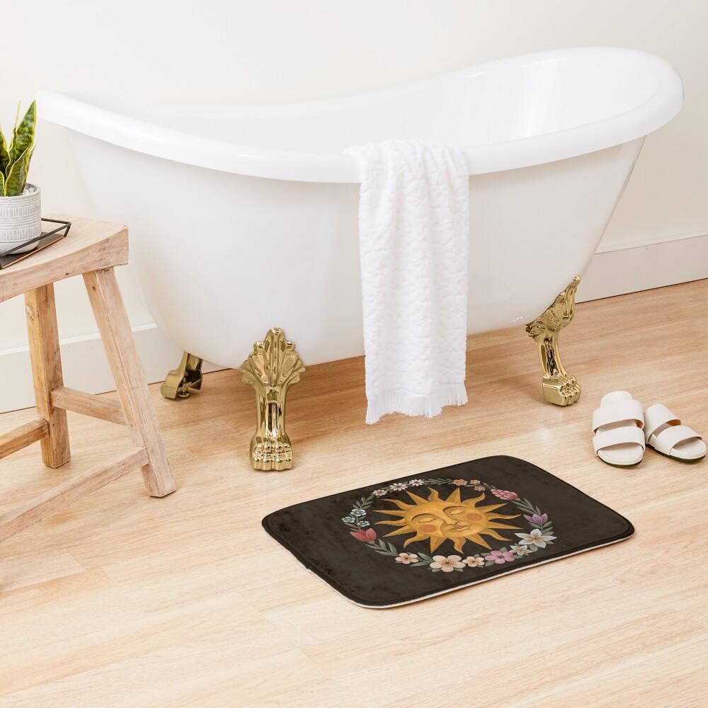 Midsummer Sun Bath Mat