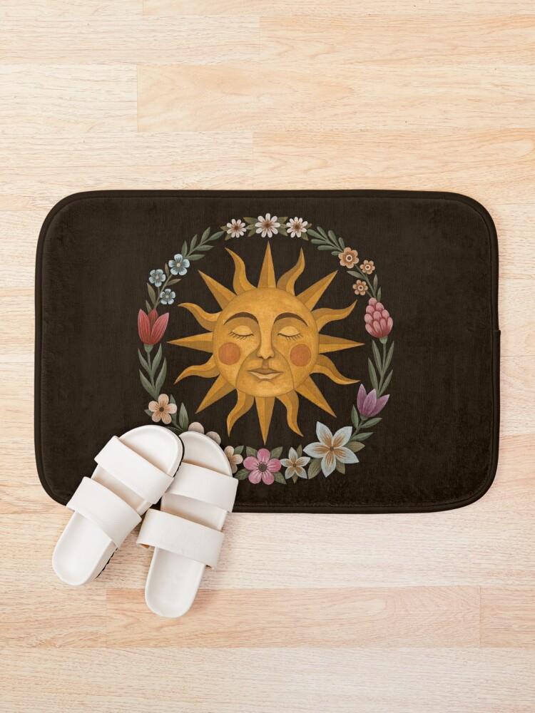 Alternate view of Midsummer Sun Bath Mat