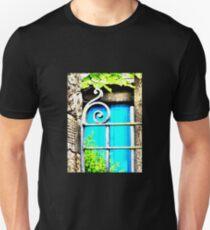 Cemetary Gate Detail Unisex T-Shirt