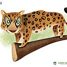 Leopard Caricature by rohanchak
