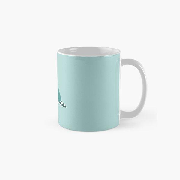 Blue seagull Classic Mug