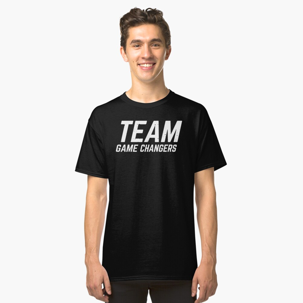 Team Game Changers Classic T-Shirt