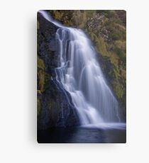 waterfall waterfall Metal Print
