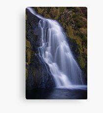 waterfall waterfall Canvas Print