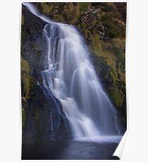 waterfall waterfall Poster