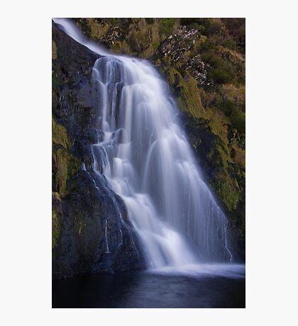 waterfall waterfall Photographic Print