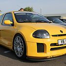 Renault Clio V6 by Tom Gregory