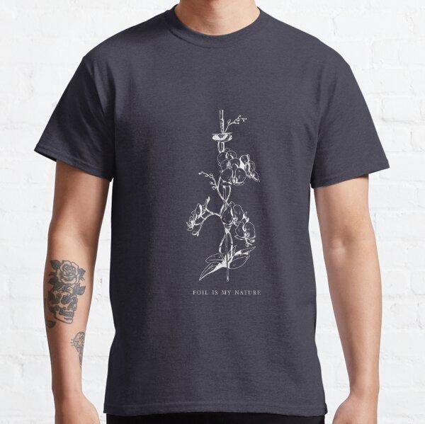 Foil is my nature - Dark T-shirt classique