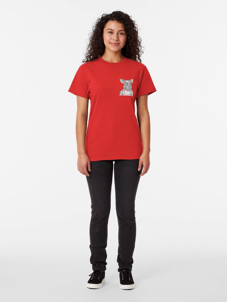 Vista alternativa de Camiseta clásica TXERRIA