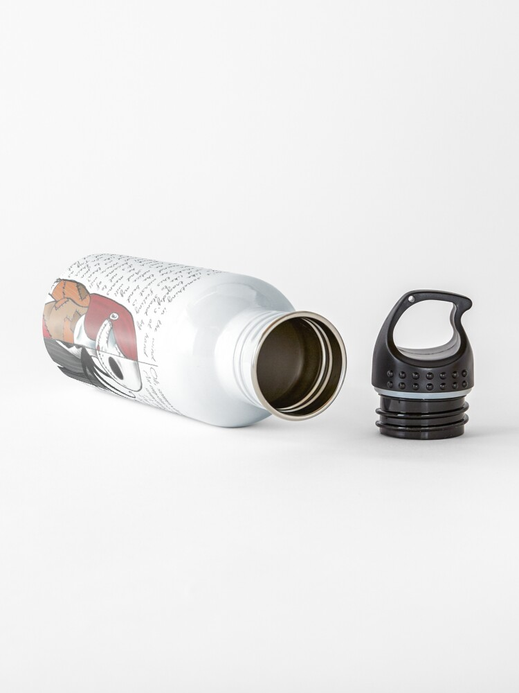 Alternate view of Nightmare Before Christmas Edition Water Bottle