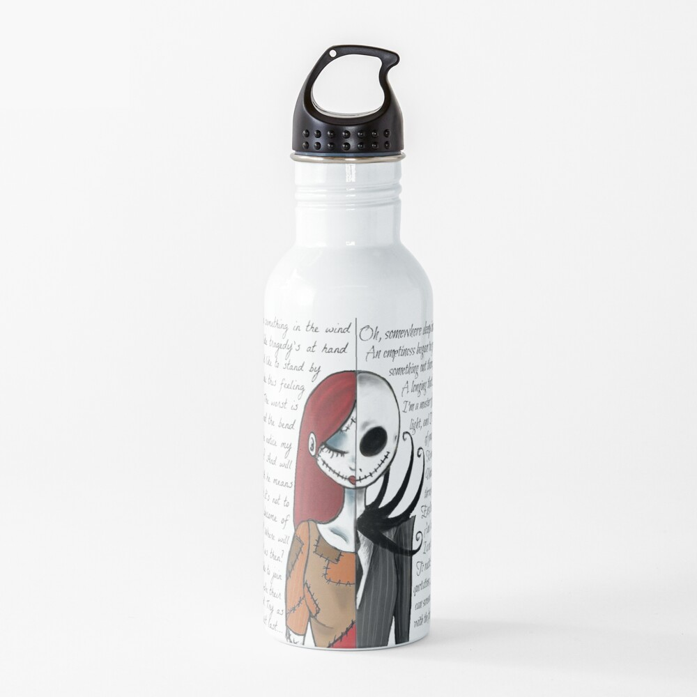 Nightmare Before Christmas Edition Water Bottle