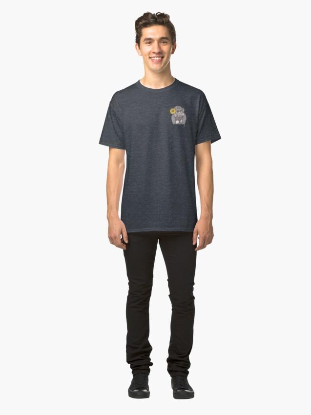Vista alternativa de Camiseta clásica TXIMUA
