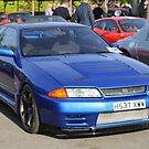 Nissan Skyline GT-R R32 by Tom Gregory