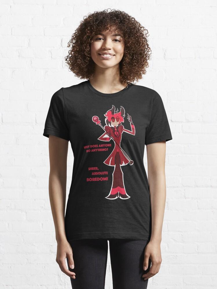 Alternate view of A Radio Demon's Philosophy Essential T-Shirt