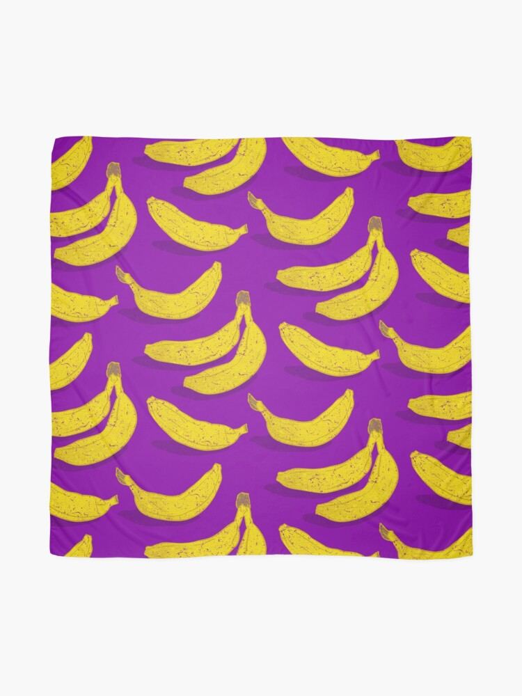 Alternate view of Banana Scarf