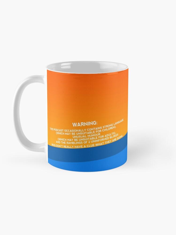 Alternate view of Grand Prix Podcast Cup Mug