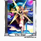 Naked Tarot The Star by Davol White