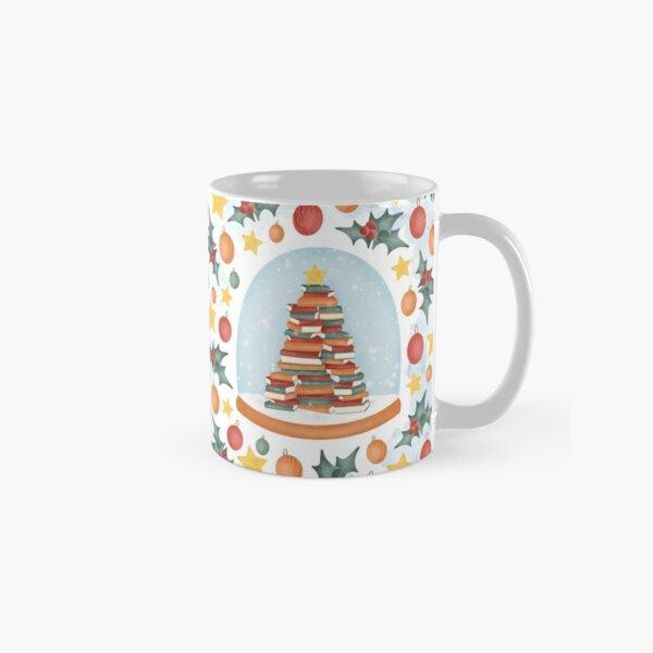 BOOKISH CHRISTMAS Classic Mug
