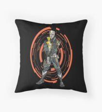 Zane The Operative Borderlands 3 Floor Pillow
