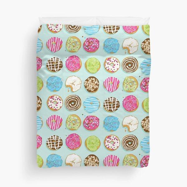 Sweet donuts Duvet Cover