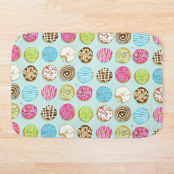 Sweet donuts Bath Mat
