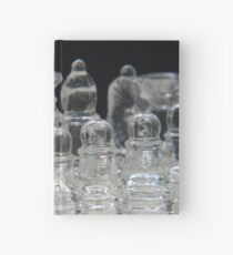 Chess King and Queen Hardcover Journal