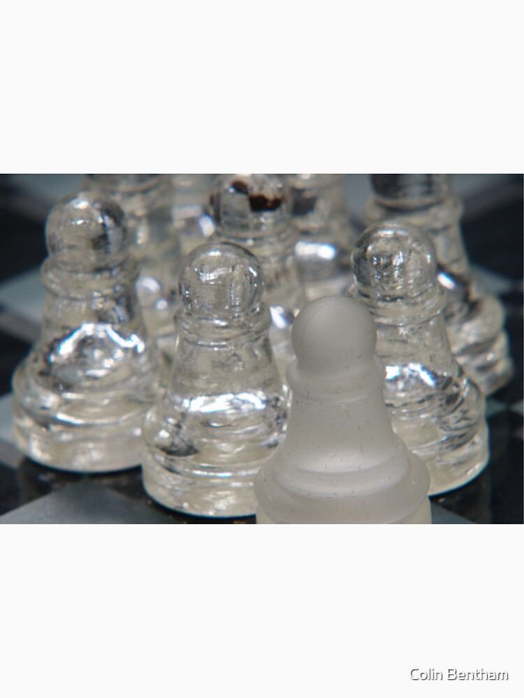 Chess Following 2 by Colin-Bentham