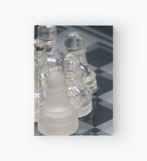 Chess Following Hardcover Journal