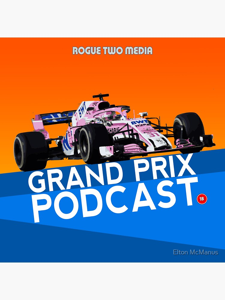 Grand Prix Podcast 2019 by EltMcM