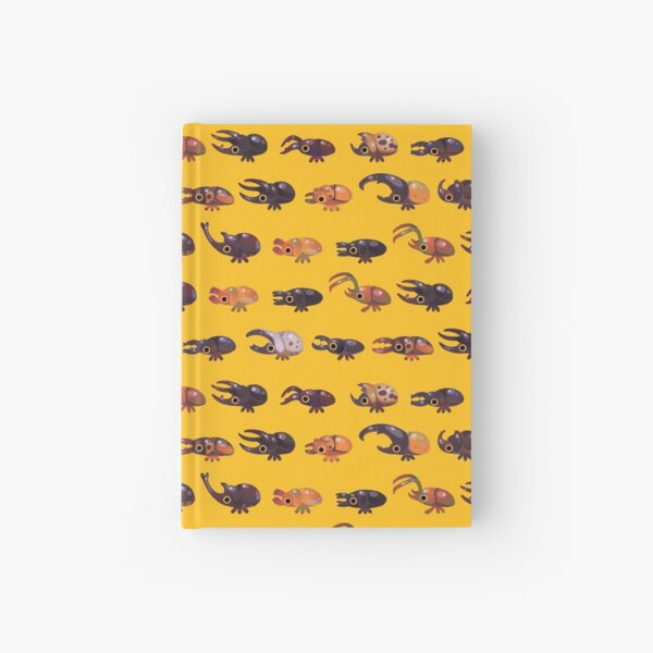 Rhino and Stag Hardcover Journal