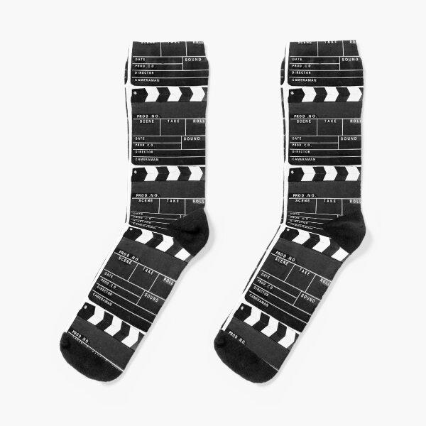 clapper board Socks