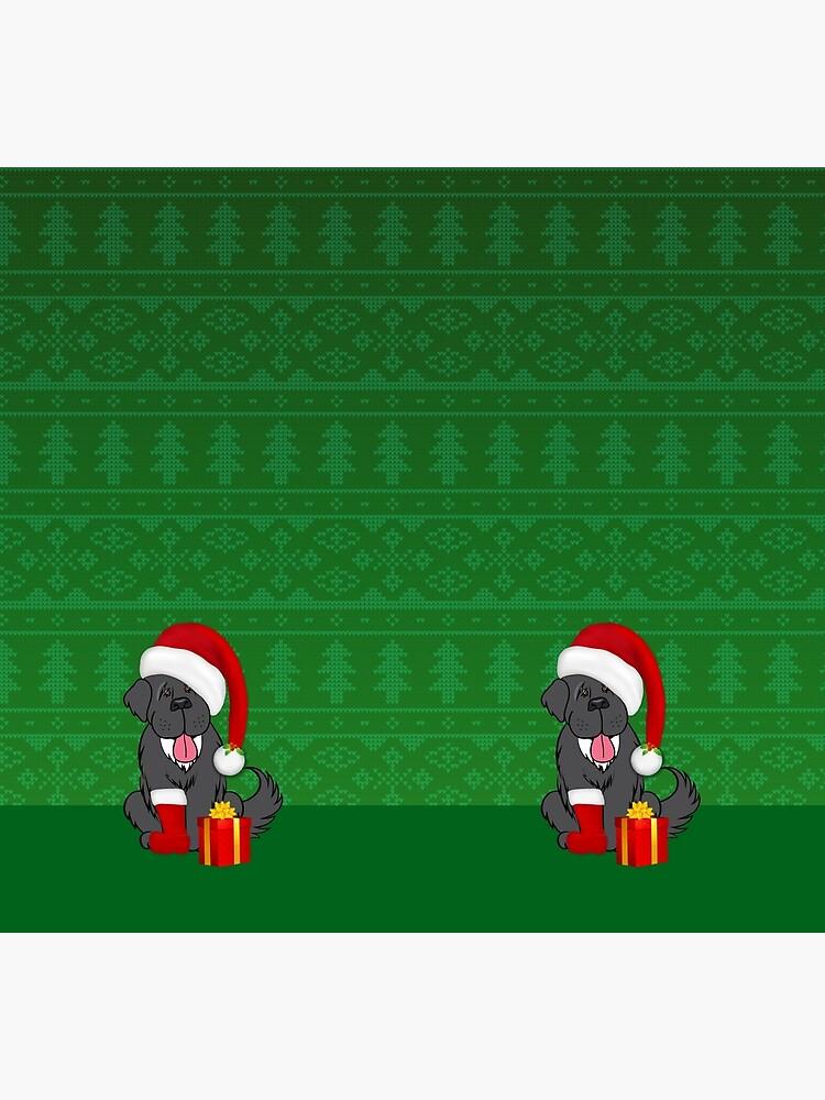Silly Santa Socks by itsmechris