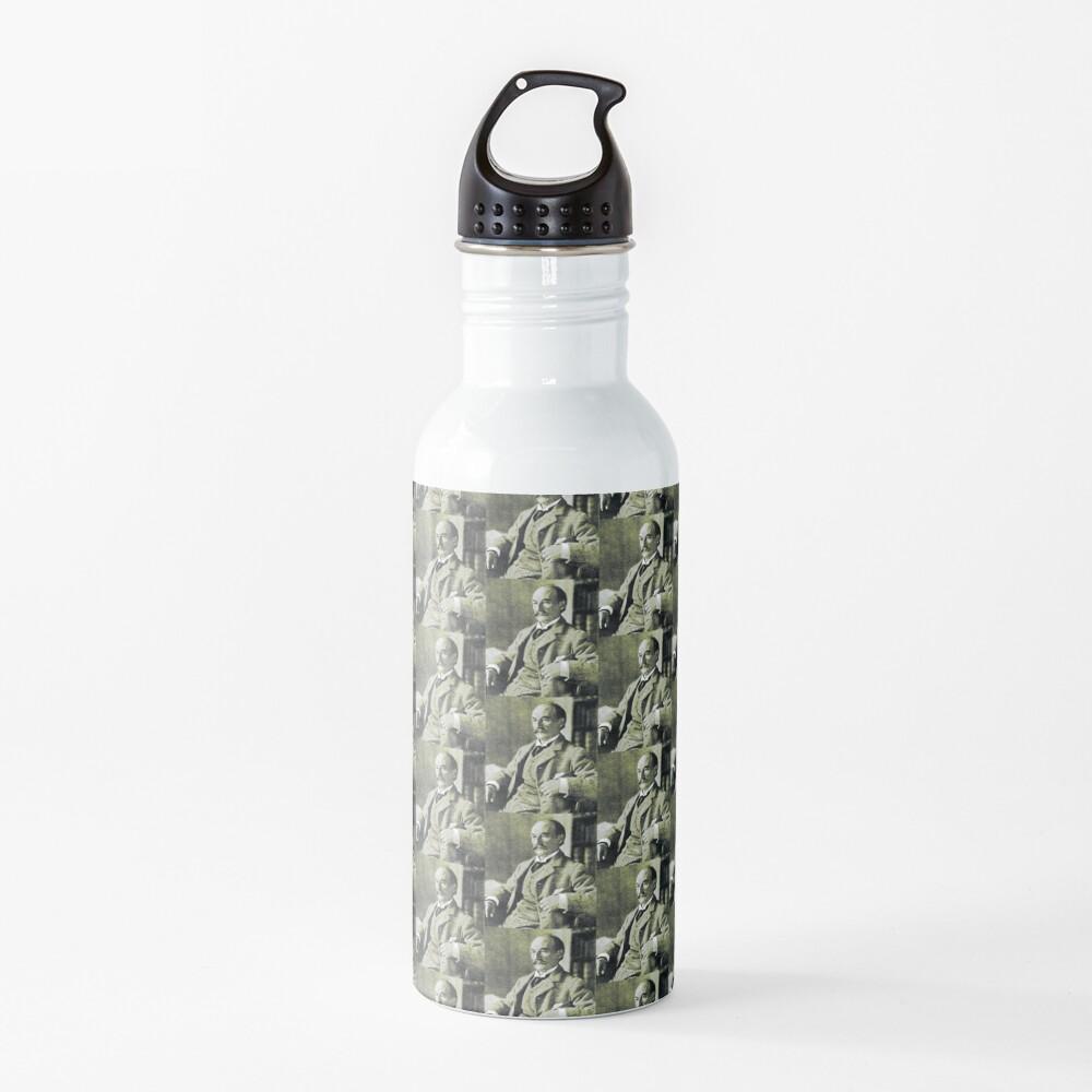 Thomas Hardy OM, English novelist and poet. Water Bottle