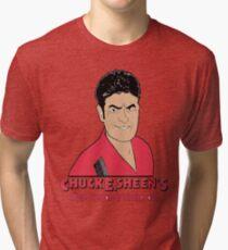 Chuck E. Sheen's Tri-blend T-Shirt