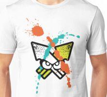 Splatoon - Turf Wars 4 [WHITE Var] Unisex T-Shirt