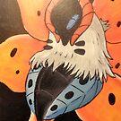 Volcanrona by Garrett Nichols
