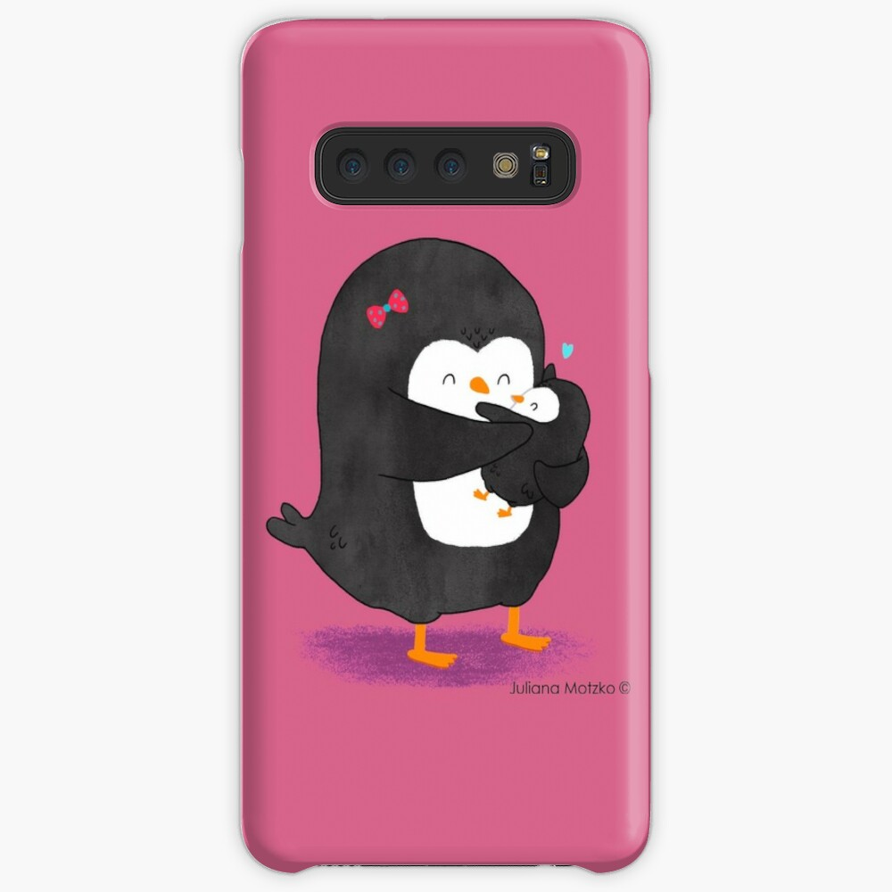 Mother Penguin's Love Case & Skin for Samsung Galaxy