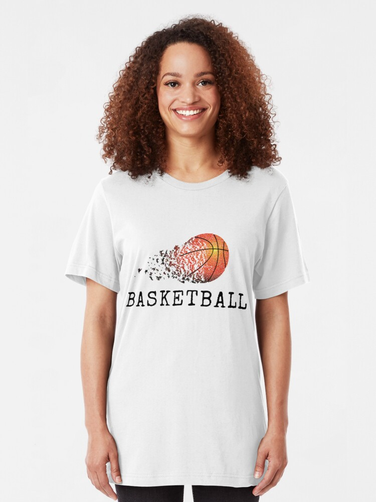 Alternate view of Basketball Slim Fit T-Shirt