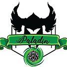 Paladin Class Green by emilyRose3
