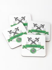 Rogue Class Green Coasters