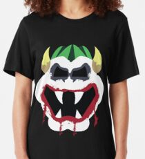 Joke's On You Bowser Slim Fit T-Shirt